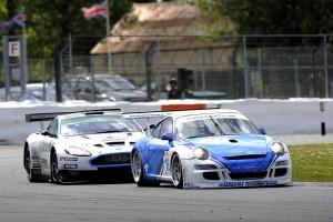 #19 Muhlner Motorsport Porsche