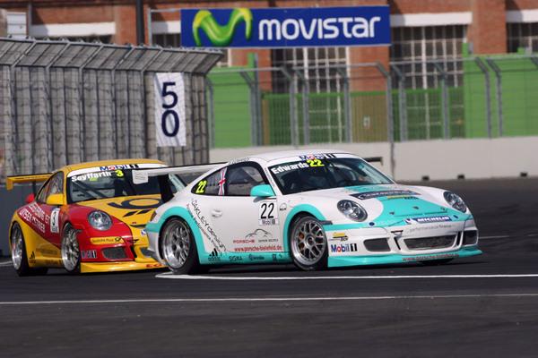 #22 Konrad Motorsport Porsche