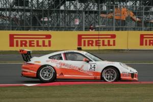 Sean Edwards, Porsche Supercup,
