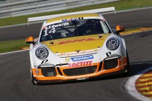 Porsche Mobil 1 Supercup Belgien 2013